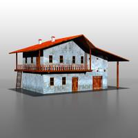 Spanish house v1
