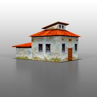 Spanish house v2