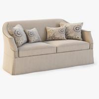 sofa eton short 3d max