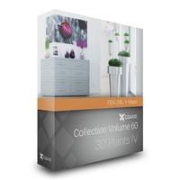x volume 60 plants iv