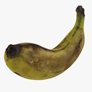 max photorealistic banana