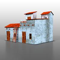 Spanish house v5