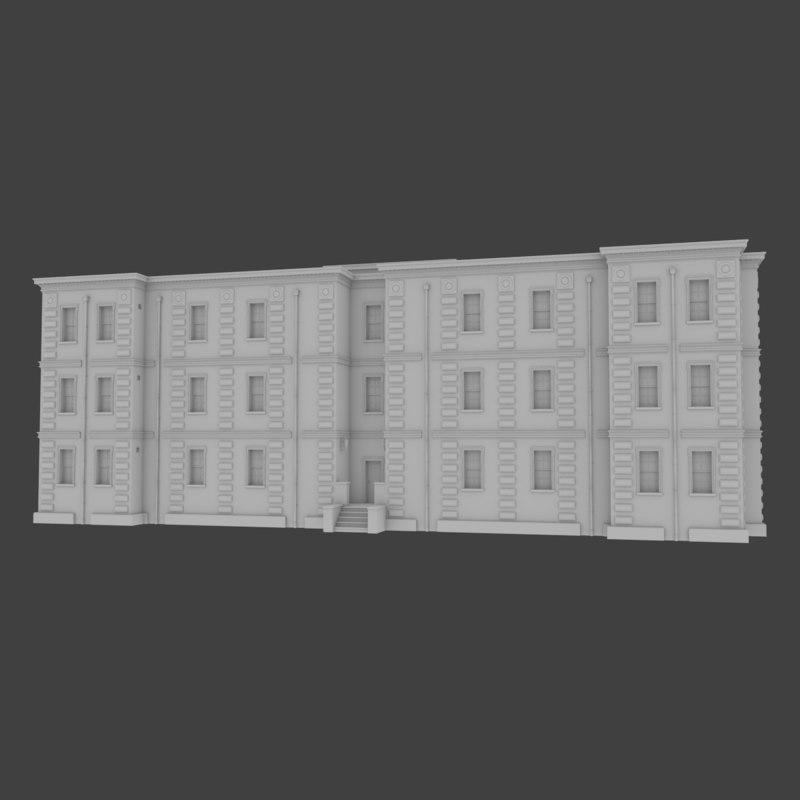 Cheap Apartments Outside Bricks