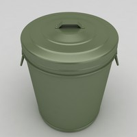 Dustbin barrel 2