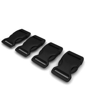 3d model bag clips