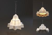 room lamp 3d model