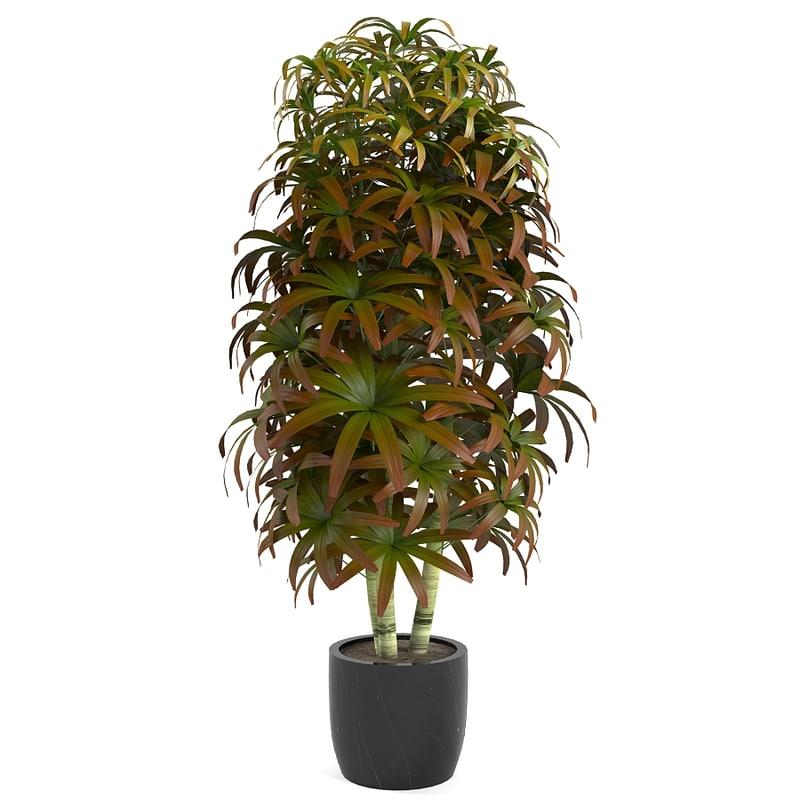 fbx plant pot