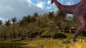 brachiosaurus x