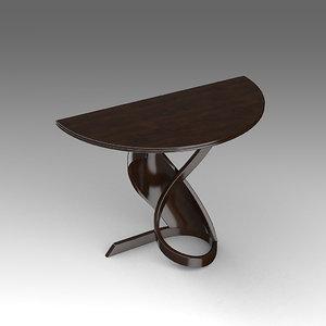 coffee table 3d x