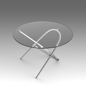 coffee table 018 3d model
