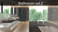 luxury bathroom vol 2 c4d free