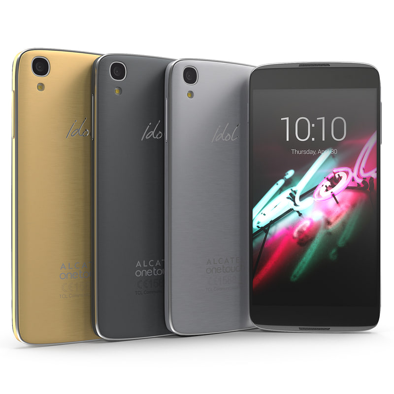 Alcatel OneTouch Idol 3 Set