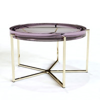 HOLLY HUNT COFFEE TABLE