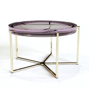 holly hunt coffee table 3d model