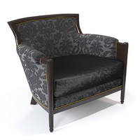 Jean de Merry - Serena Arm Chair
