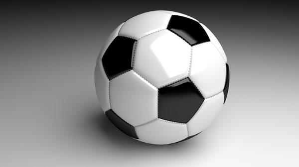 free 3ds mode soccer ball