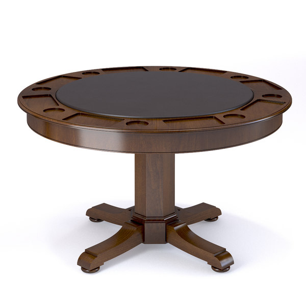 3d heritage table model
