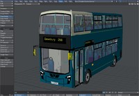 Arriva Double Decker Olympic Bus