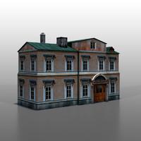 house polish obj