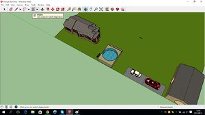 3d model sketchup