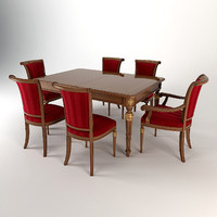 Ceppi Dinner Furniture