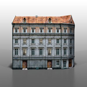 house polish 3d model