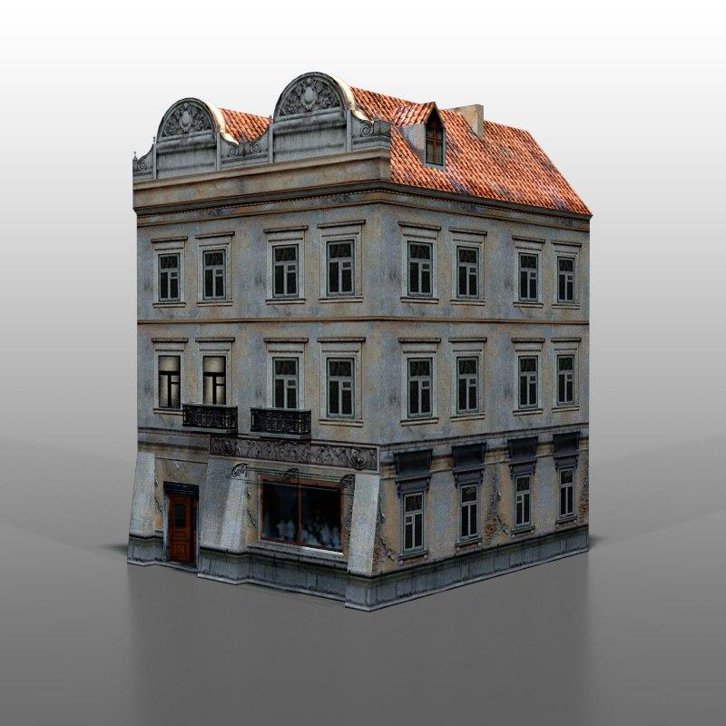 house polish 3d max