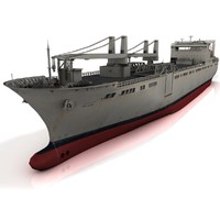 united states navy ship 3ds