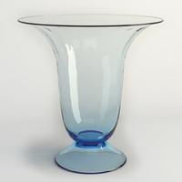 Glass Vase 011