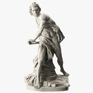 david gian lorenzo bernini 3d model