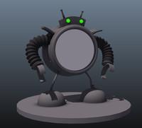 Clock Robot