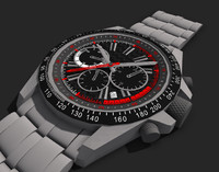 3ds max sports watch