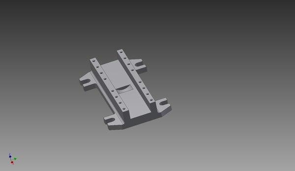 device base 3d ige