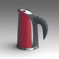 kettle tea 3d model