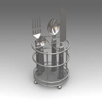 utensils fbx