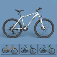 realistic mountain bike max