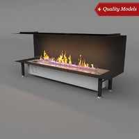 Realistic Fireplace Heating 5