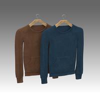 pullover 3d model