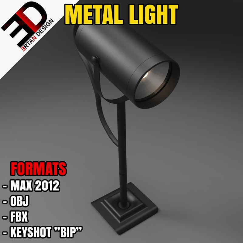 metal light max