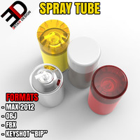 max spray tube