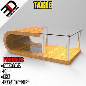 free max mode glass wood