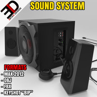 sound system max