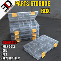 PARTS STORAGE BOX
