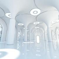 Classic Interior Scene 6
