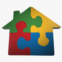 free max model home puzzle