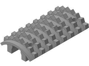 3d model clip engineering