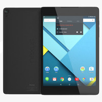 Google Nexus 9 Gray