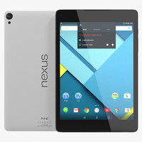 Google Nexus 9 White