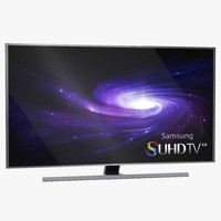 Samsung 4K SUHD JS8500 Series Smart TV 65 inch