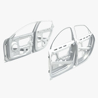 Car Door Frames Collection